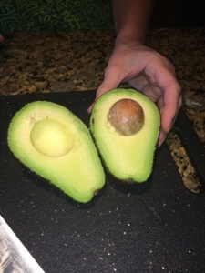 Avocado Project - Pit Reveal