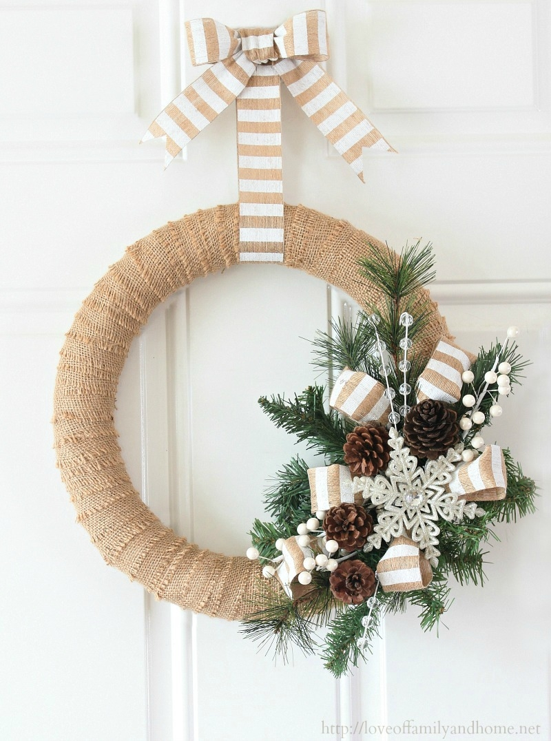 5 Holiday Wreath Ideas That Are Anything But Ordinary