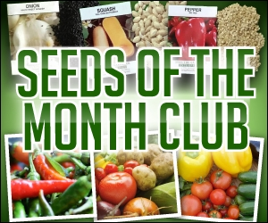 Seeds of the Month Club