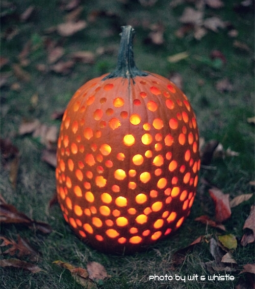 Fabulously creative with your Halloween pumpkin