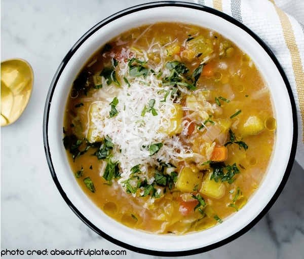 healthy crockpot soup recipes