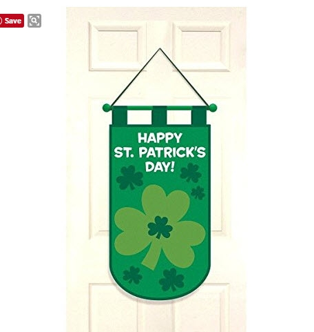 St. Patrick's Day Home and Garden Decorations